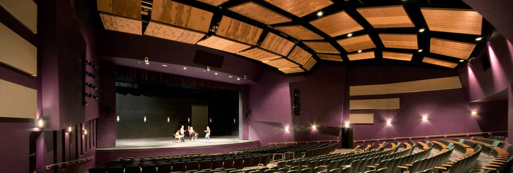 Auditoriums Sound Proofing Amp Acoustic Treatment Aural
