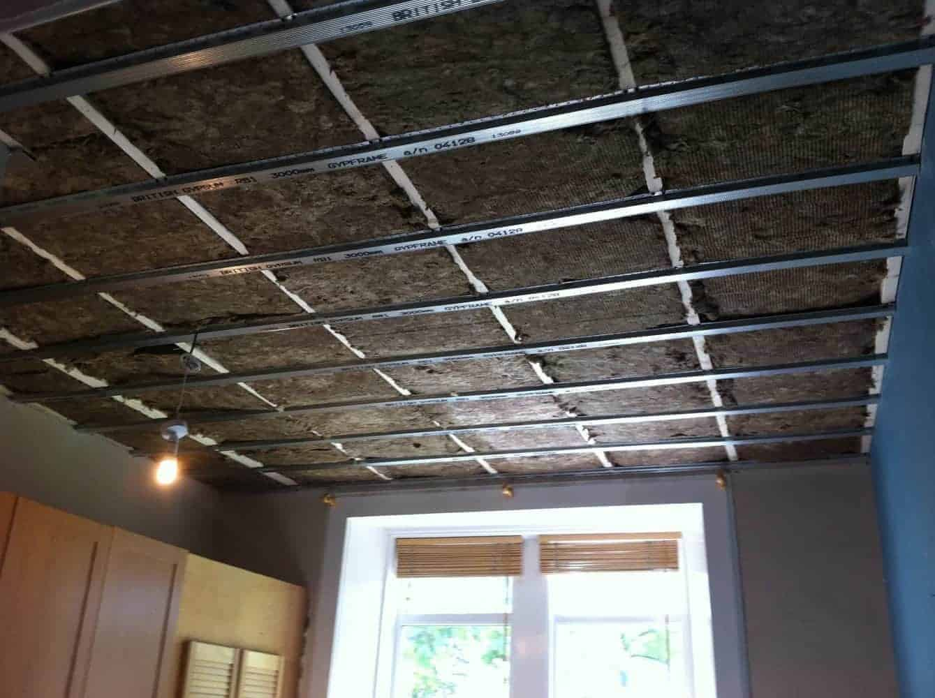 a ceiling in youtube an soundproofing room soundproof watch existing