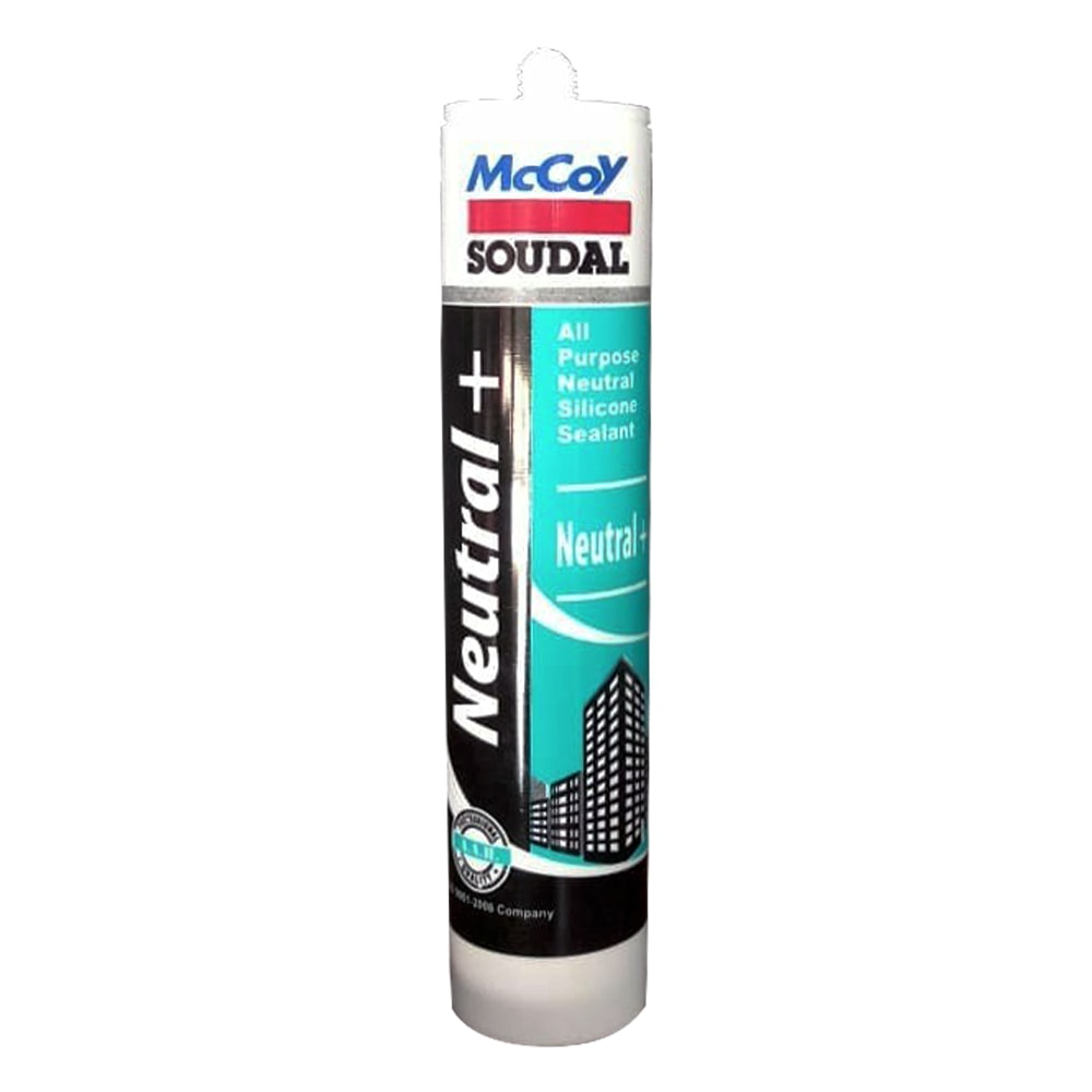 Buy Mccoy Soudal Neutral Soundproofing Caulk Silicone