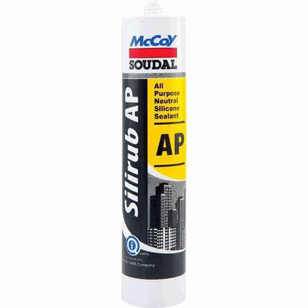 Buy Mccoy Soudal Silirub Ap Soundproofing Caulk Silicone
