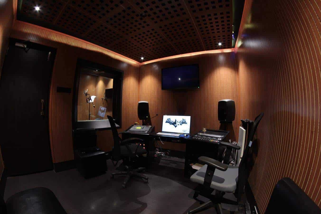 Home Aural Exchange Acoustic Treatment Sound Proofing