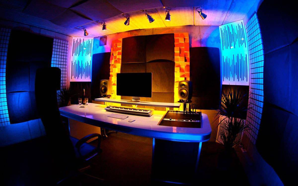 10 Design Ideas For Recording Studio Builders In India Aural Exchange Acoustic Panels Sound Proofing Noise Vibration Control Acoustic Consultant India