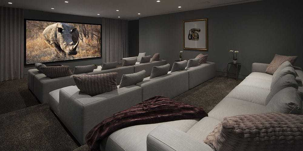 Home Cinema Theater Acoustics Sound Proofing Aural