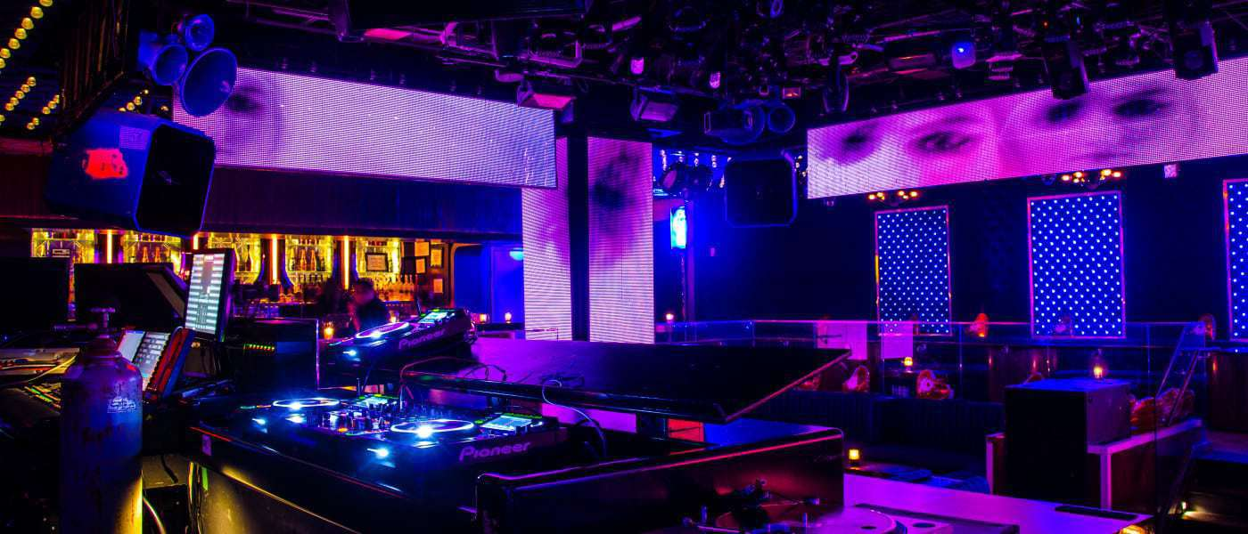 Nightclub Bar Lounge Acoustic Treatment Soundproofing