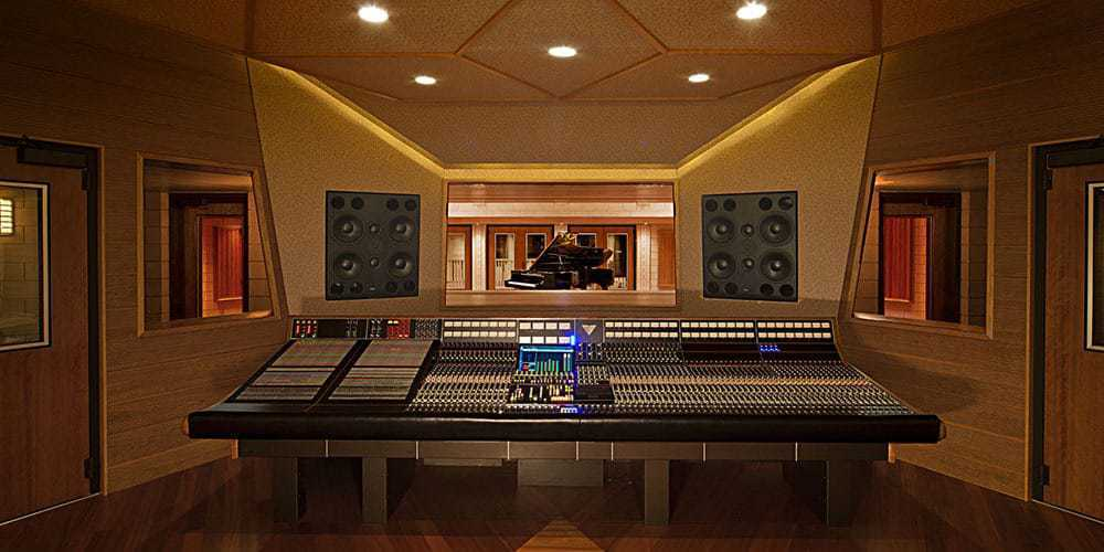Acoustic Consulting For Recording Studios Amp Home Theatres
