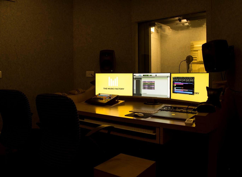 Music Factory Studio, Mumbai