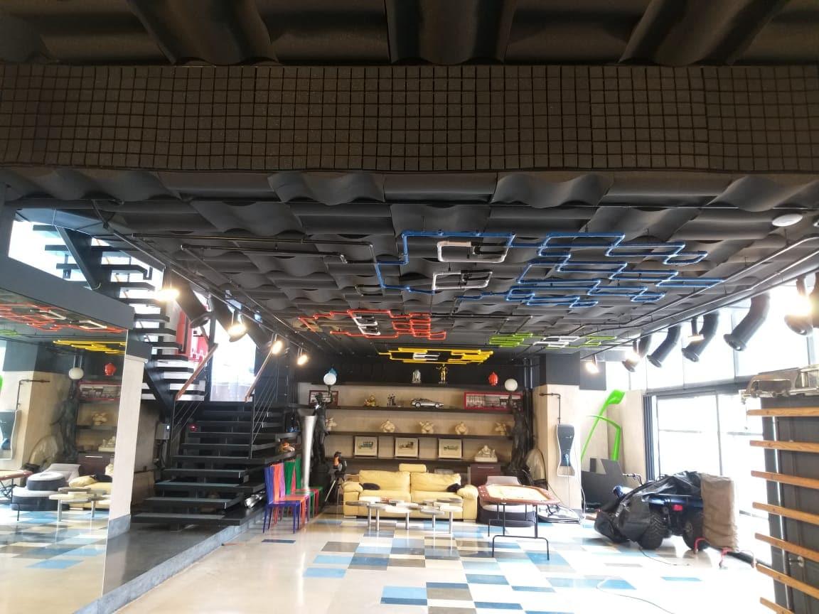 Private Multimedia Hall / Gym (2000SqFt)