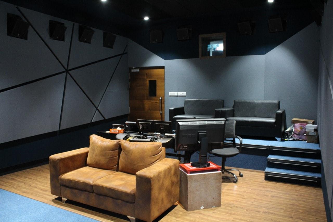 Technopost Dolby Atmos Premier Studio, Mumbai